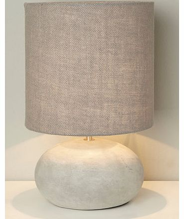 Lloyd table lamp, grey 9776780870