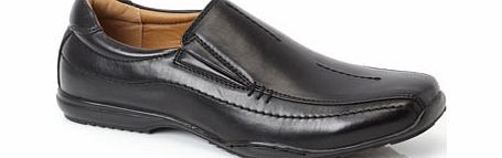 Older Boys Slip-On Shoes, black 1150418513