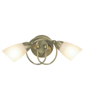 Ottoni wall light - Antique Brass