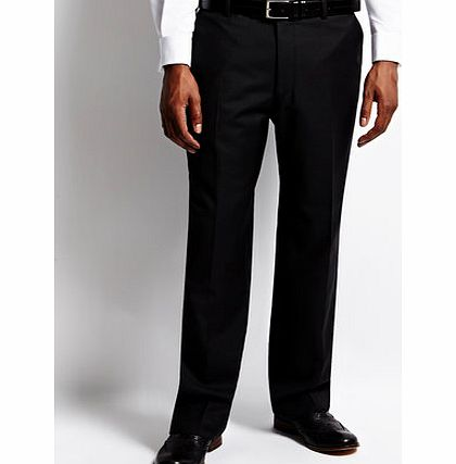 Pierre Cardin Charcoal Suit Trousers, Grey
