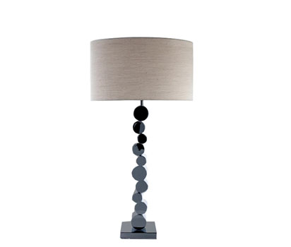 Rolla table lamp - Gunmetal