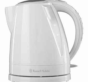 Russell Hobbs Buxton Kettle, white 9553400306