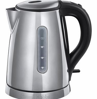 Russell Hobbs Deluxe Kettle, silver 9553490430