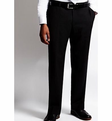 Scott and Taylor Charcoal Suit Trousers, Grey