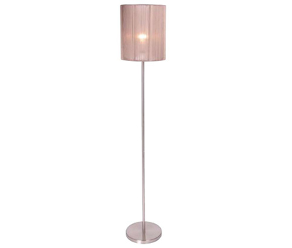 String floor lamp
