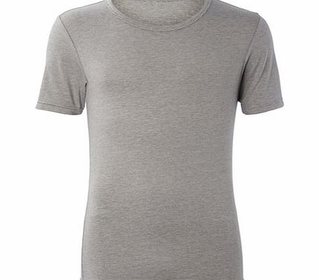 Stripe Ultralayer Thermal Top, Grey BR60L22DGRY