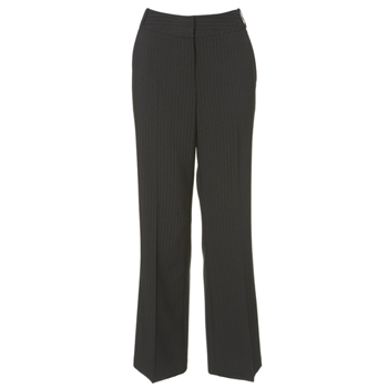 Suit trouser with stab stitch