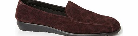 TLC Burgundy Animal Loafer, burgundy 2843620012