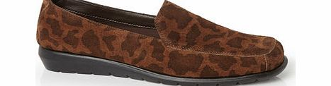 TLC Tan Animal Loafer, tan 2843620730