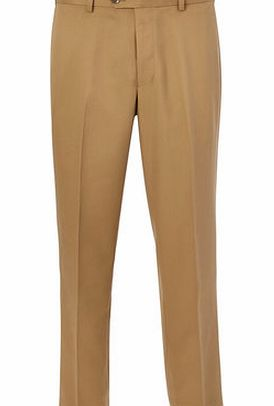 Tobacco Soft Touch Trousers, Cream BR65B02ENAT