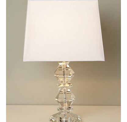 Trevena Large Table Lamp, clear 9714472346