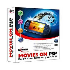 Software X-OOM Movies On PSP