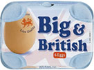 Big and British Extra Large Eggs (6)