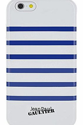 BigBen Jean-Paul Gaultier Designer Sailor Cover/ Case for 4.7 inch iPhone 6 - White/Blue