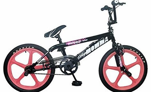 Rooster Big Momma Girls Kids Bmx Bike Bicycle 20`` Skyway Mag Wheels Gyro RS47