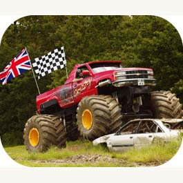 Toys Monster Truck Experience