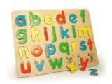 ABC Wooden Inset Puzzle