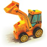 Wooden Stacking Digger