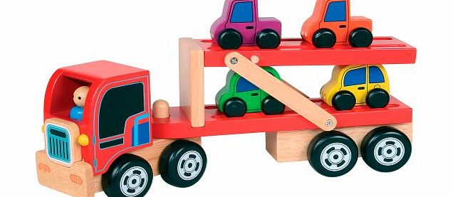 Wooden Transporter Lorry