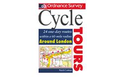 Cycle Tours Around Oxford Book