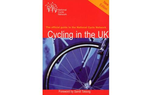 Cycling in the UK - The Official Guide of the National Cycle Network
