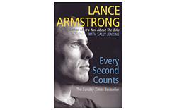 Every Second Counts Lance Armstrong