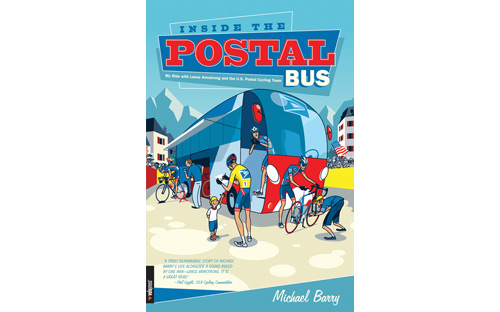 Inside the Postal Bus - Michael Barry