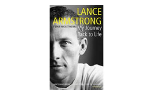 Lance Armstrong - Its Not About The Bike - Book