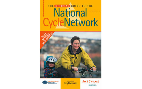 Sustrans Official Guide To The National Cycle Network - New Edition