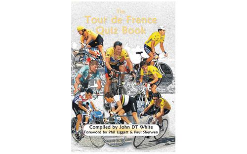 Tour De France Quiz Book