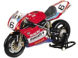 1:12 Minichamps bike Ducati 998RS Team Ducati - M. Rutter
