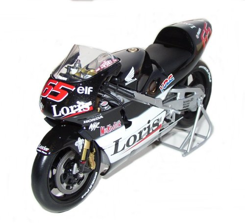 1:12 Minichamps bike Honda NSR 500 GP Bike 2001 - Loris Capirossi