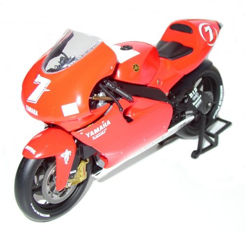 1:12 Minichamps bike Yamaha YZR 500 Team Marlboro 2001 - Carlos Checa