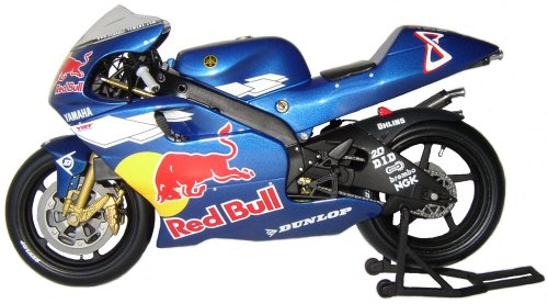 1:12 Minichamps bike Yamaha YZR 500 Team Red Bull 2002 - Garry McCoy