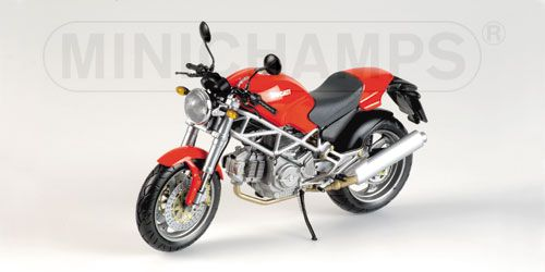 Ducati Monster (620-750-900) i.e. red 1:12