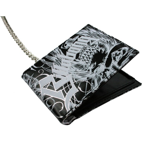Black Ink D Wallet by