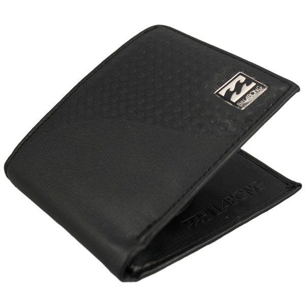 Black Venture Wallet by