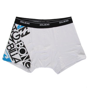 Blockade Boxer brief - White