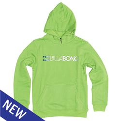 Boys Troufouctou Hoody - Lime