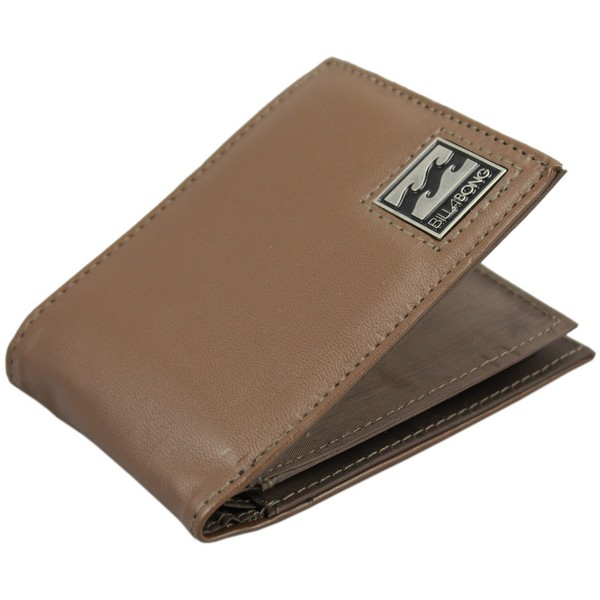Dark Brown Permanent Wallet by