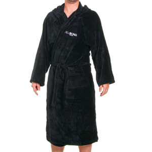 Feel Good 2010/11 Bathrobe - Black
