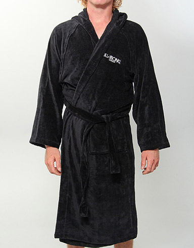 Feel Good Bathrobe Towelling gown