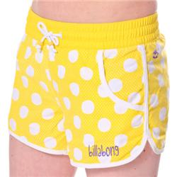 Girls Bartonia Board Shorts - Daisy