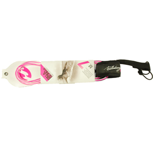 Billabong Girl Synergy 7 Leash 2.2 Meters. Pink