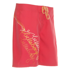Ladies Billabong Guan Boardshorts. Grapefruit
