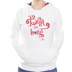 Ladies Nabaz Hoody - White