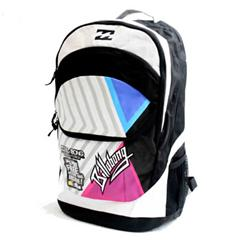 Layback BackPack - White