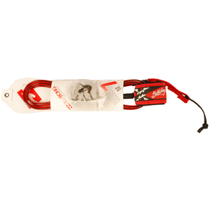 Billabong Revolution 7 Leash 2.2 Meters. Red Tint
