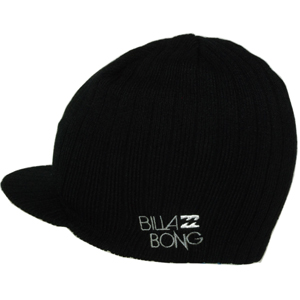 Mens Billabong Echopeak Beanie. Black