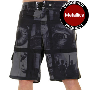 Metallica Boardies - Phantom